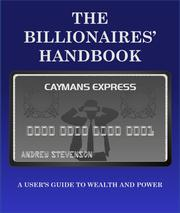 THE BILLIONAIRES' HANDBOOK by Andrew Stevenson