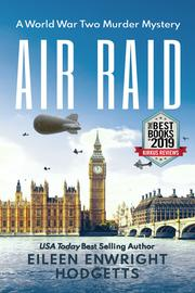 AIR RAID by Eileen Enwright  Hodgetts