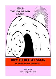 HOW TO DEFEAT SATAN Cover