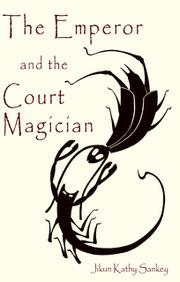 THE EMPEROR AND THE COURT MAGICIAN Cover