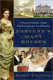 FORTUNE'S MANY HOUSES by Simon Welfare