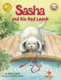 SASHA AND HIS RED LEASH