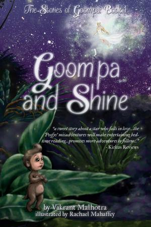 The Stories of Goom'pa, Book 1
